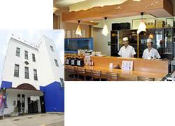 日本料理 里乃や 横山店の外観
